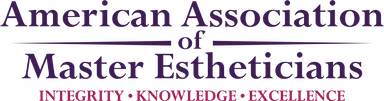 American Association of Master Estheticians Logo